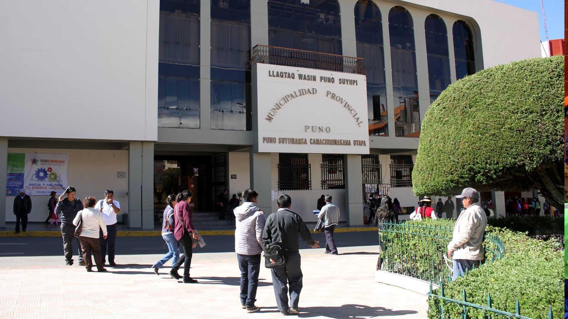 Municipalidad Provincial de Puno