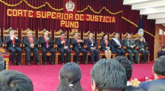 Servidores judiciales de la Corte Superior de Justicia de Puno podrían ser suspendidos por faltas administrativas