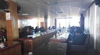 Formalizan pedido de reorganización de la Comisión Central de Admisión en la UNA – Puno