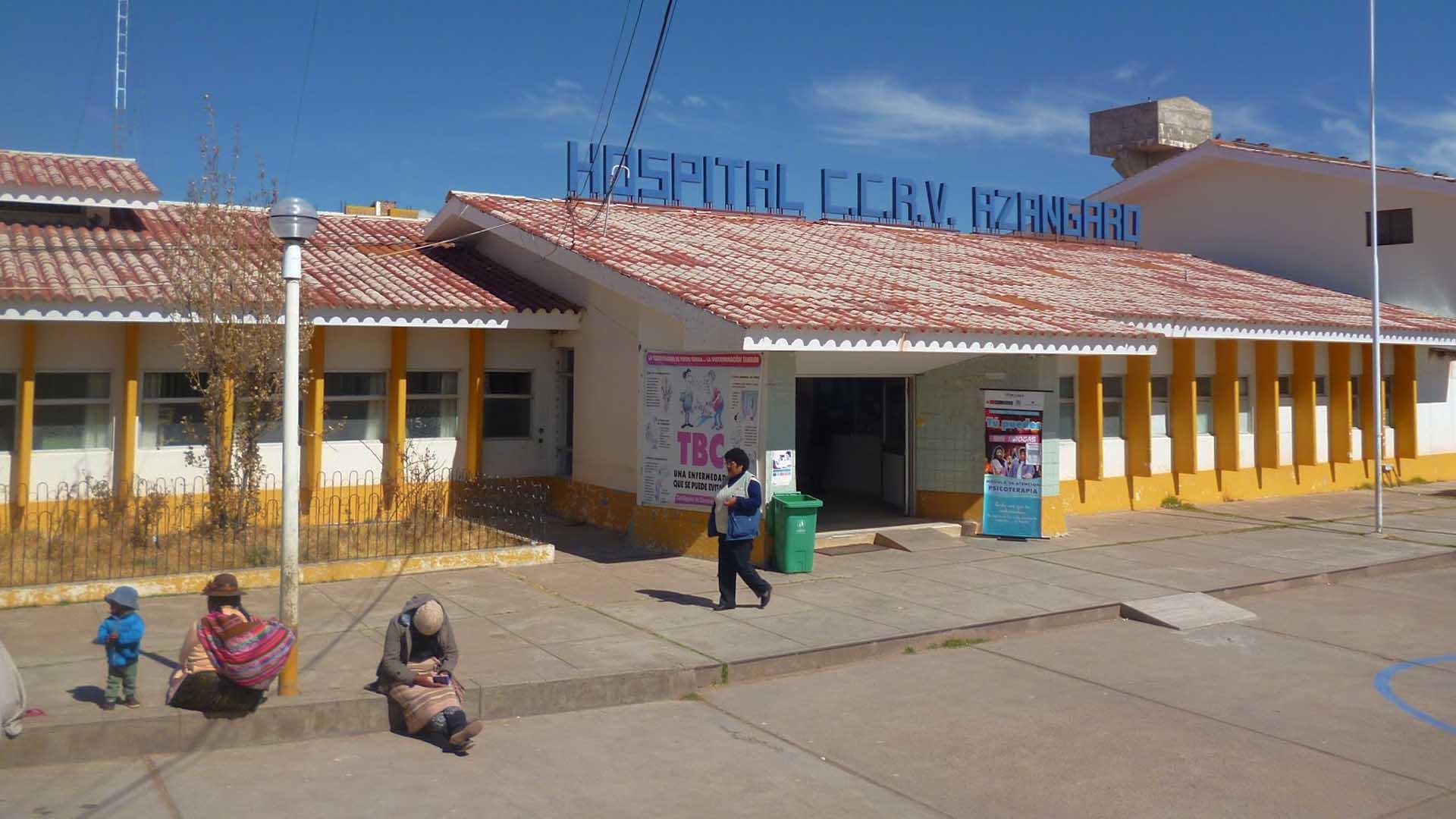 Hospital de Azángaro