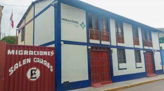 Oficina de migraciones en Puno