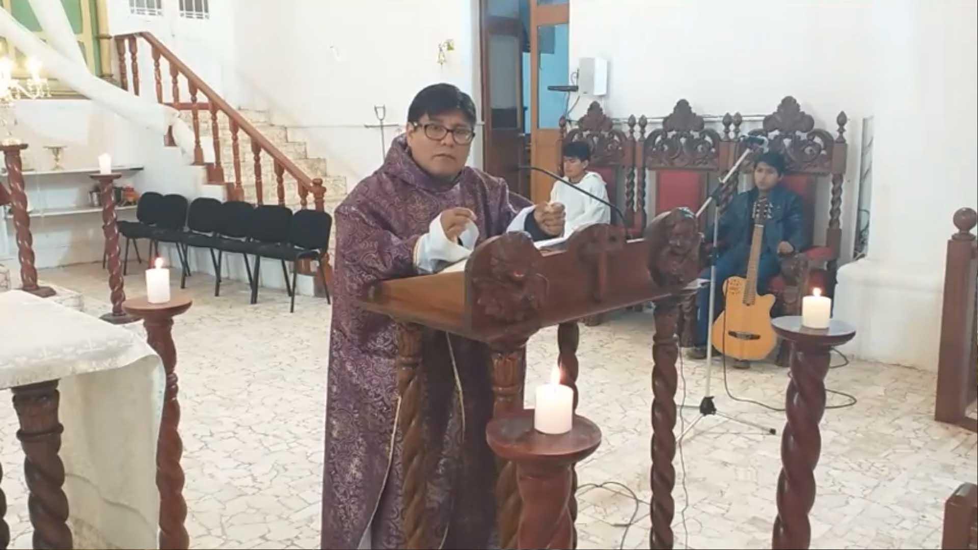 Padre Alfredo Húngaro