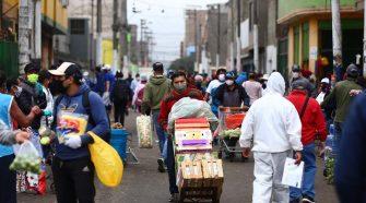 Se elevan a 302.718 los casos de coronavirus en el Perú