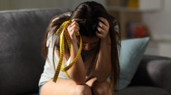 Trastornos alimenticios en jóvenes