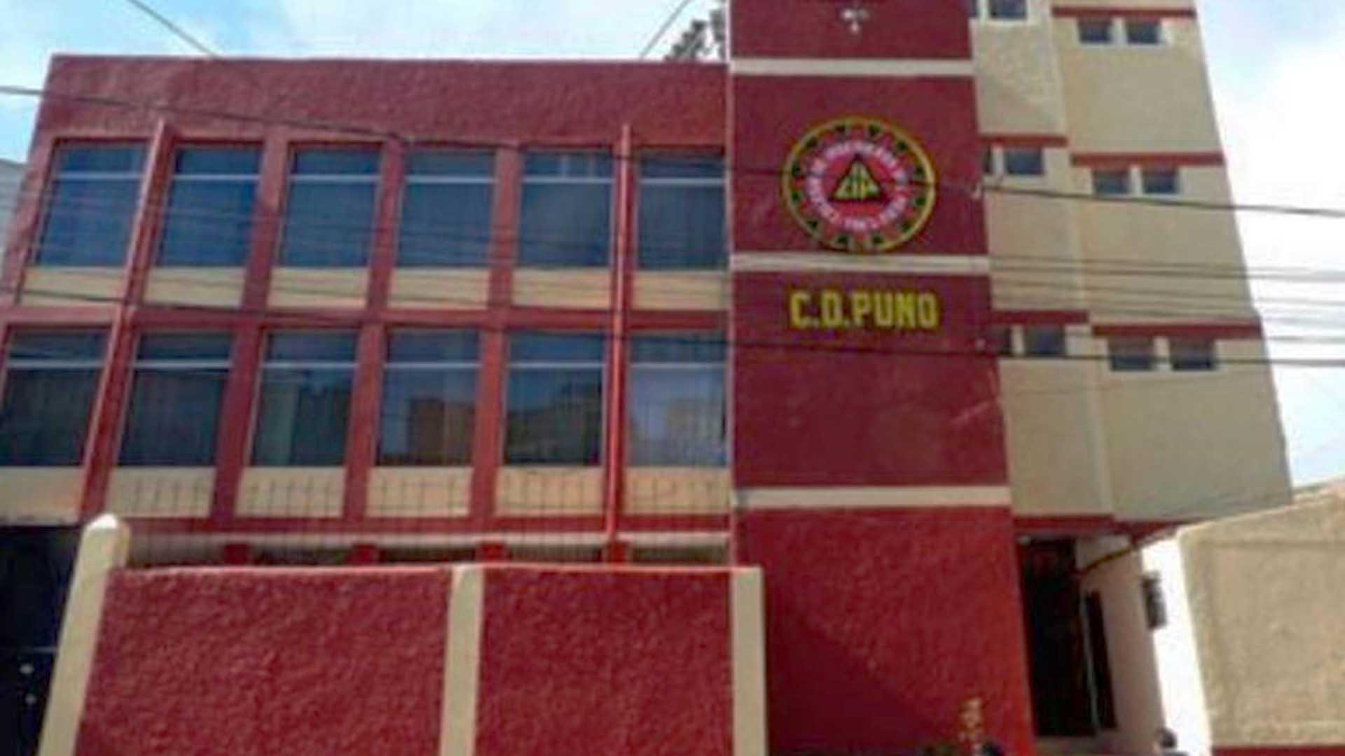 Colegio de Ingenieros Puno