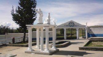 Puno, cementerio de Yanamayo