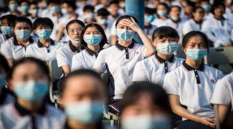 Los colegios reabren sus puertas al igual que los jardines de infancia, en China