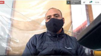 Prisión preventiva contra el comandante de la Policía Nacional del Perú, Gonzalo Medina Méndez.