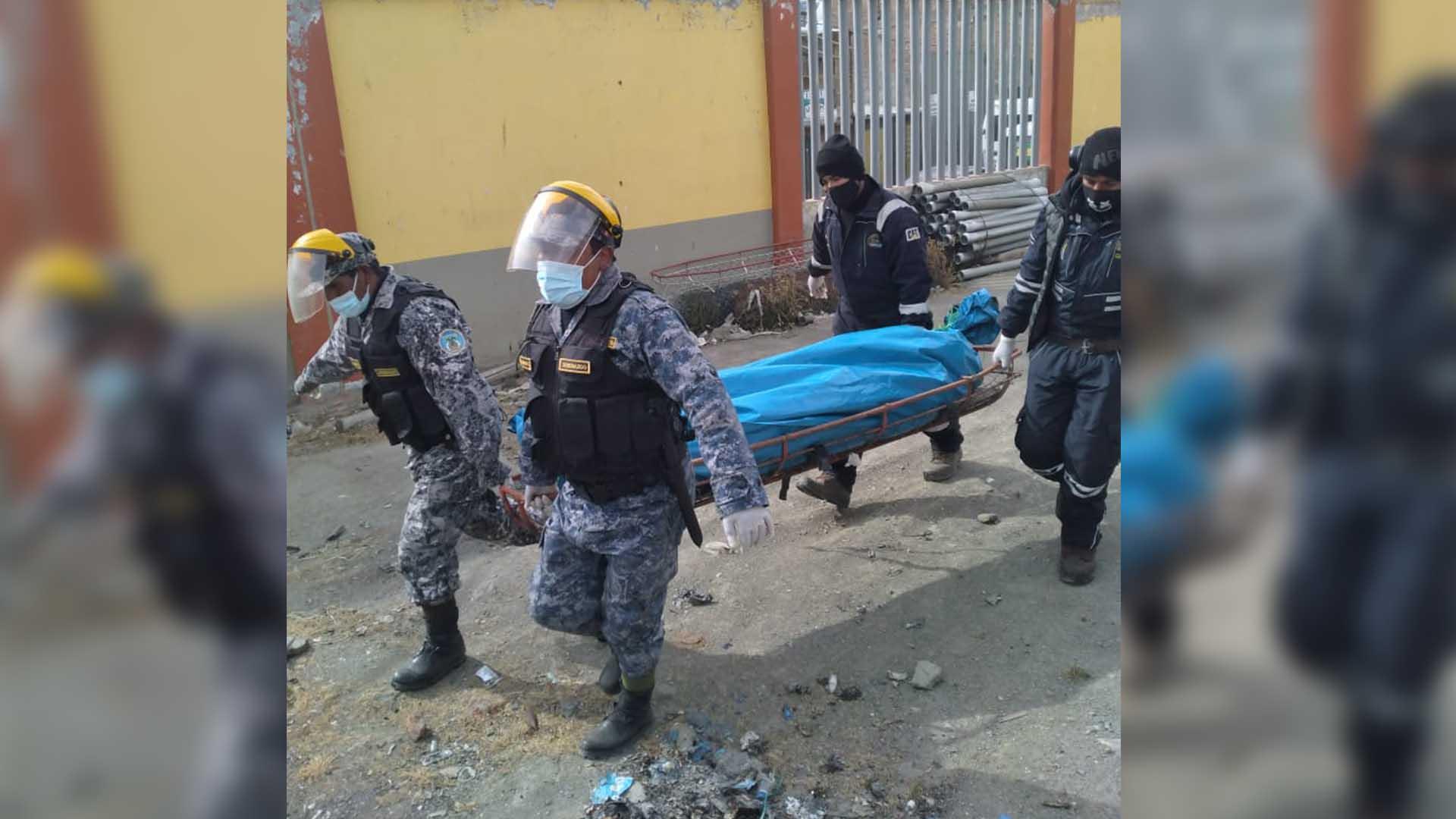 Inseguridad ciudadana en La Rinconada