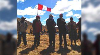 Rondas campesinas de la región Puno