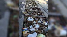 Canales de evacuación de aguas pluviales Puno