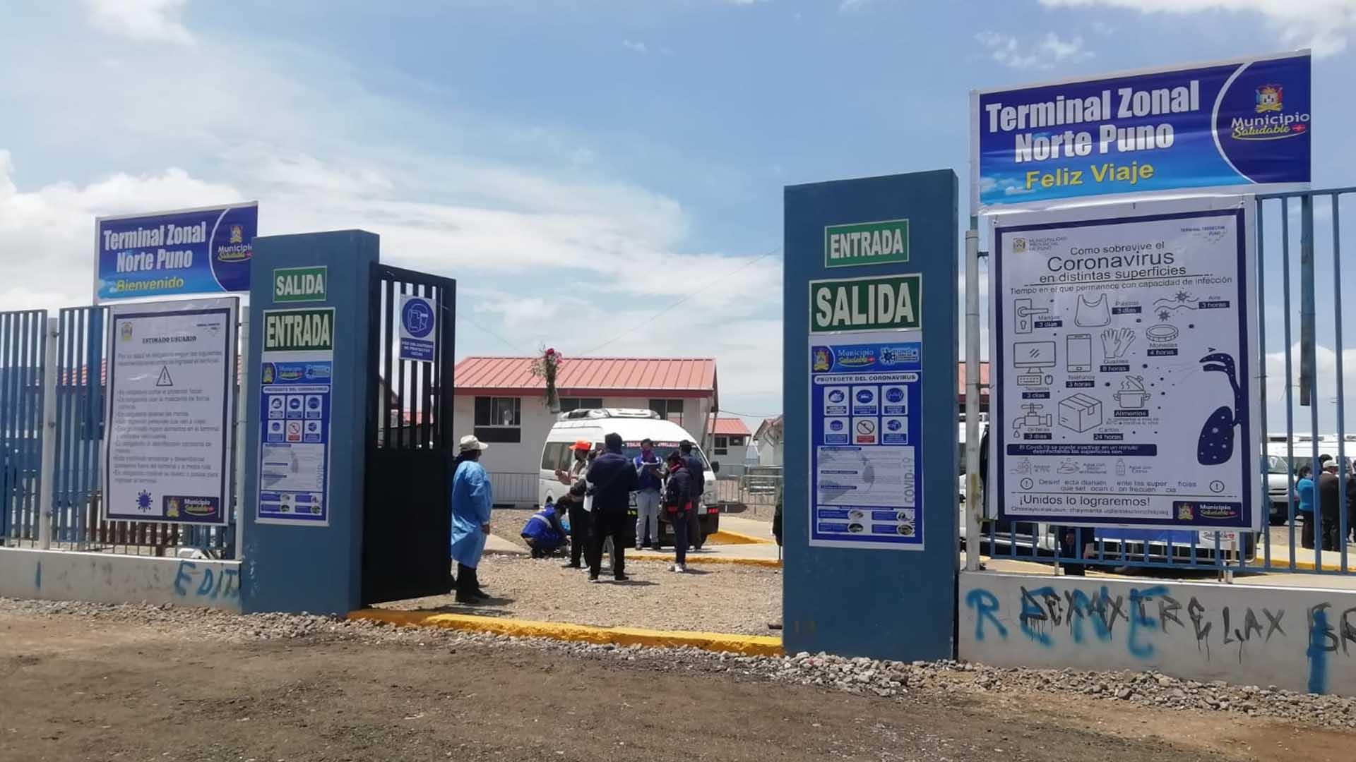 Terminal-zonal-norte-Puno