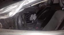 accidente de tránsito en la vía Rinconada -Juliaca