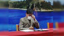 Agustín Luque preside Comisión Regional Anticorrupción de Puno.