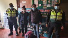 La Rinconada: Detienen a pareja con 147 mil 550 soles