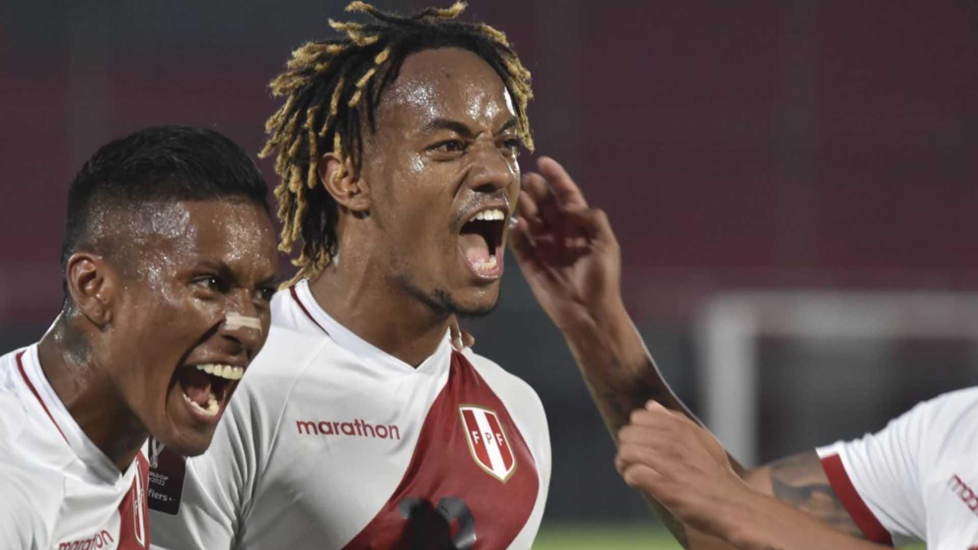 Perú empata ante Paraguay 2-2 - Radio Onda Azul