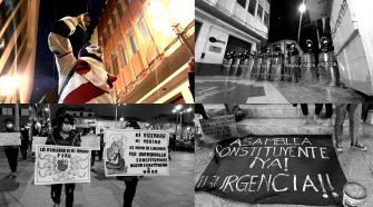Protesta en Puno