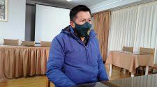 Titular de la Dirección Regional Agraria (DRA) de Puno, Luis Aduvire