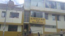 Centro de salud Vallecito de Puno