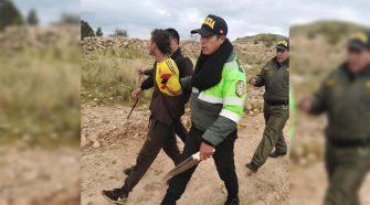 Detienen a colombianos en Asillo