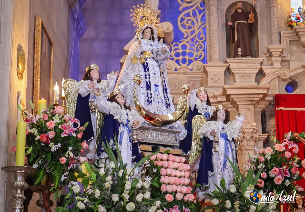 Virgen de la Candelaria
