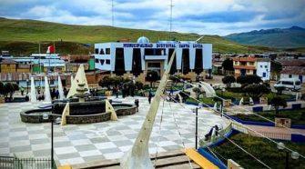 Distrito de Santa Lucia