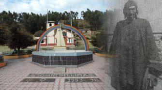 Histórica Plaza de Huancho Lima