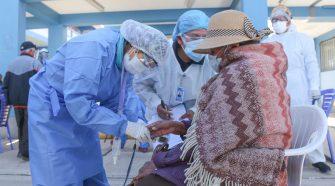 Nuevas cepas del coronavirus en la región de Puno