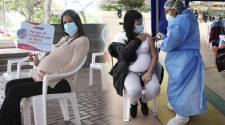 Vacunación a gestantes