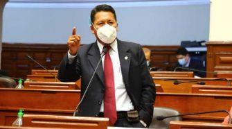 Congresista por Puno Orlando Arapa