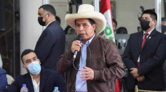 Presidente de la República, Pedro Castillo