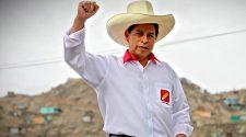 Candidato Pedro Castillo