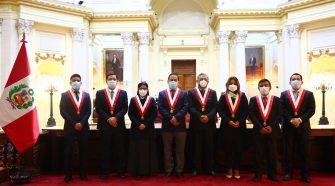 Comisión especial del Tribuna Constitucional