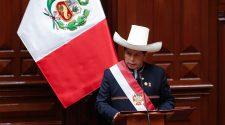 Presidente de la República-Pedro Castillo