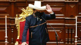 Presidente del Perú-Pedro Castillo Terrones