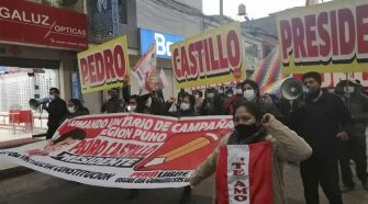 Protesta del SUTEP