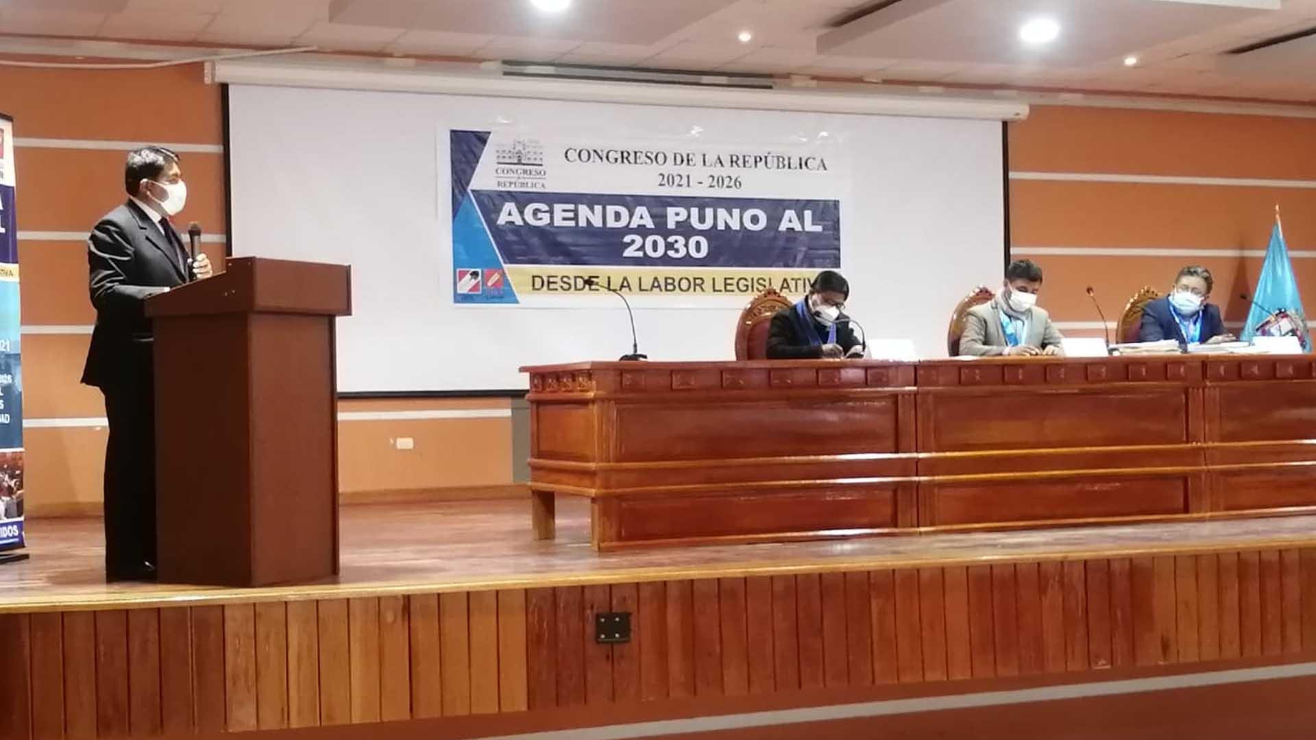 Agenda Puno al 2030