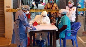 Iniciarán vacunación contra la Covid-19 a comerciantes