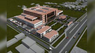 Obra del Hospital Regional Manuel Núñez Butrón de Puno