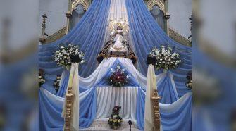 Virgen María de la Candelaria