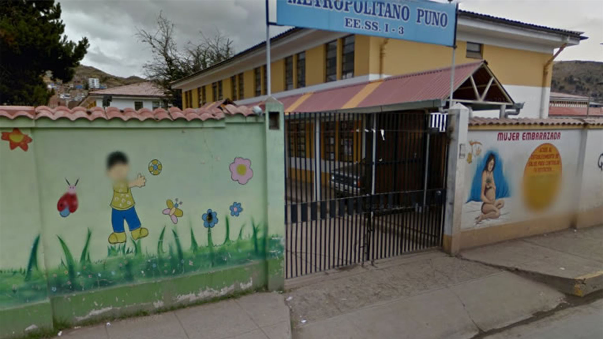 Centro de Salud Metropolitano de Puno