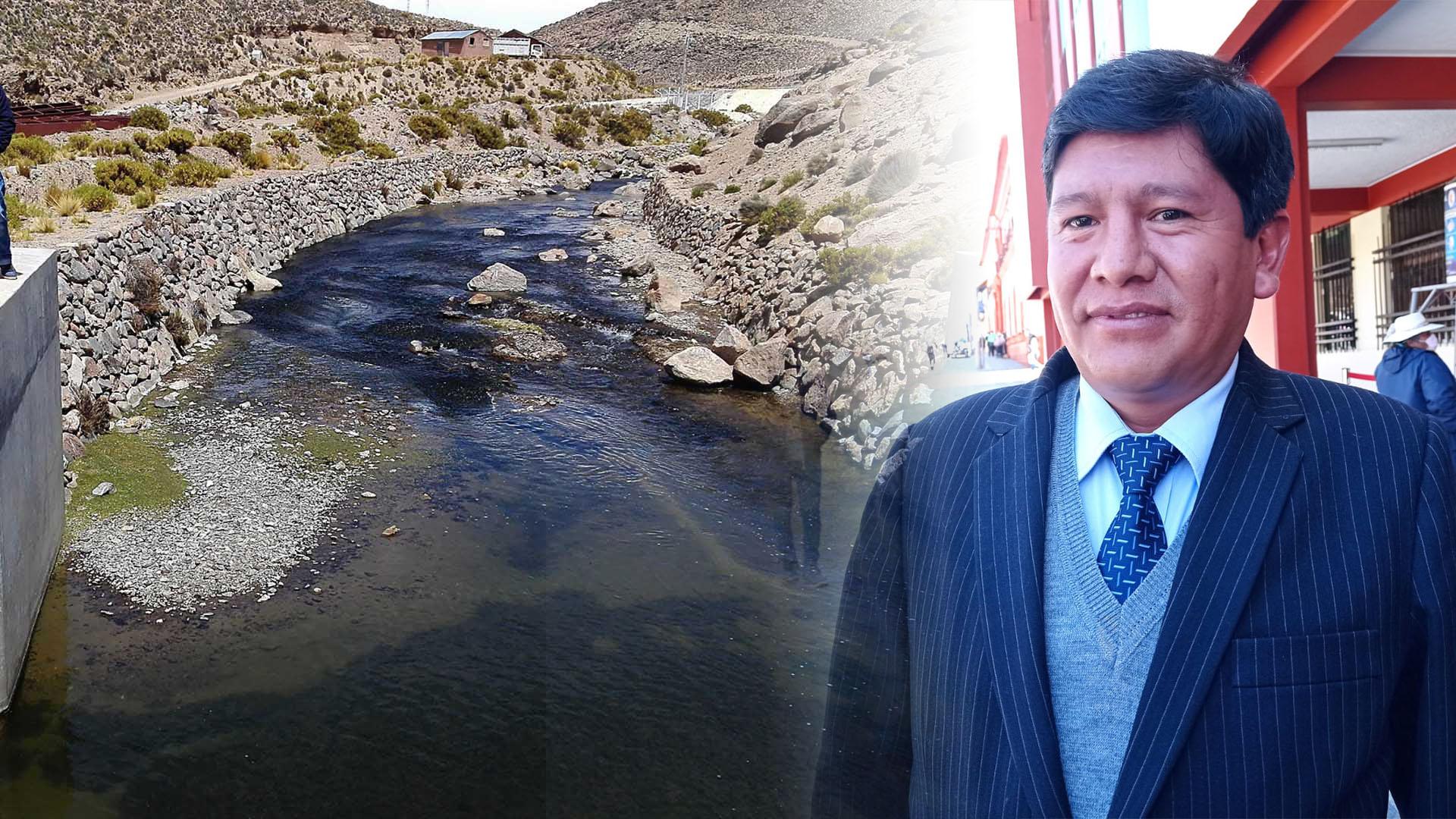Gerente de Recursos Naturales del Gobierno Regional de Puno