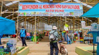 Mercado Niño San Salvador de Alto Puno