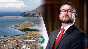 Ministro de Vivienda, Construcción y Saneamiento, Geiner Alvarado López