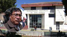 Municipalidad Provincial de San Román