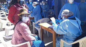 Camapaña de vacunación