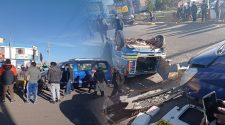 Accidente de tránsito -Juliaca