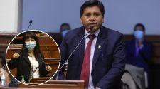 Congresista por la región Puno, Rusbel Quispe