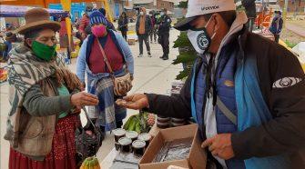 Descentralización de mercados en Puno