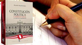Recolección de firmas para el cambio de Constitución
